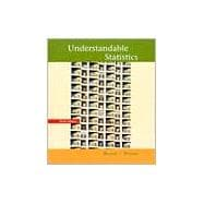 Understandable Statistics : Concepts and Methods,9780395907689