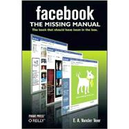 Facebook : The Missing Manual,9780596517694