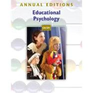 Annual Editions: Educational Psychology, 23/e,9780073397696
