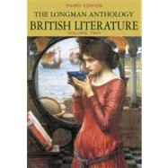 The Longman Anthology of British Literature, Volumes 2A, 2B & 2C package