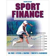 Sport Finance - 2nd Edition,9780736067706