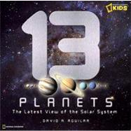 13 Planets : The Latest View of the Solar System, 9781426307706  