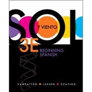 Audio CD Program part 1 for SOL Y VIENTO,9780077397715