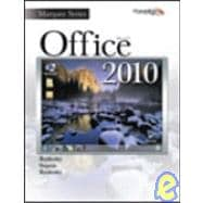 Marquee Office 2010 with data files CD,9780763837716
