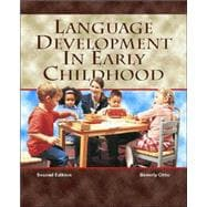 Language Development In Early Childhood
