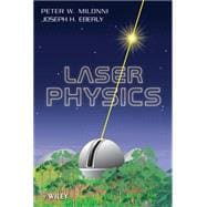 Laser Physics, 9780470387719  