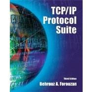 TCP/IP Protocol Suite,9780072967722