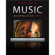 5-CD set for Music: An Appreciation, Brief Edition