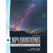 Looseleaf for Explorations: Introduction to Astronomy