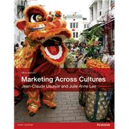 Marketing Across Cultures,9780273757733