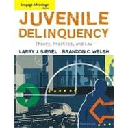 Juvenile Delinquency : Theory, Practice, and Law,9780495507741
