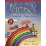 Including Students With Special Needs: A Practical Guide For Classroom Teachers,9780321317742