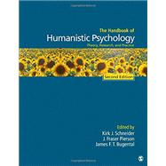 The Handbook of Humanistic Psychology,9781452267746