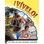 Vvelo! Beginning Spanish, 1st Edition