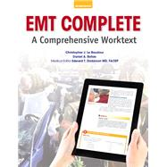 Emt Complete : A Comprehensive Worktext,9780132897778