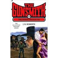 The Gunsmith 340 The Bisbee Massacre,9780515147797