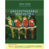Understandable Statistics, Enhanced Edition (with Enhanced WebAssign 1-Semester Printed Access Card),9781439047798