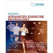 Acsm's Advanced Exercise Physiology, 9780781797801