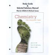 Study Guide and Selected Solutions Manual for Chemistry for Changing Times