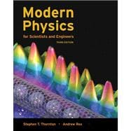 Modern Physics for Scientists and Engineers,9780534417819