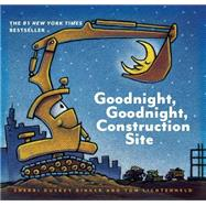 Goodnight, Goodnight, Construction Site, 9780811877824  