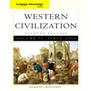 Cengage Advantage Books: Western Civilization, Volume 2
