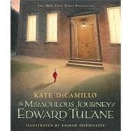 The Miraculous Journey of Edward Tulane, 9780763647834  