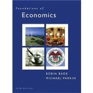 Foundations of Economics,9780131367838