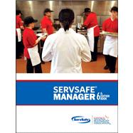 ServSafe ManagerBook with Online Exam Voucher Plus MyServSafeLab with Pearson EText,9780133077841