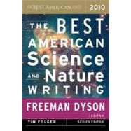The Best American Science and Nature Writing 2010,9780547327846