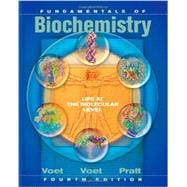 Fundamentals of Biochemistry: Life at the Molecular Level, 4th Edition,9780470547847