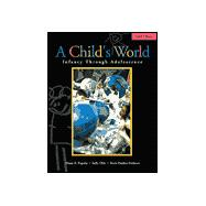 A Child's World: Infancy Through Adolescence,9780070487857