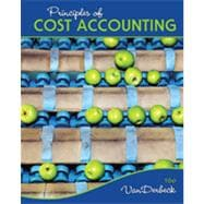 Principles of Cost Accounting, 9781133187868