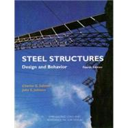 Steel Structures : Design and Behavior,9780673997869