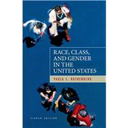 Race, Class, and Gender in the United States,9781429217880