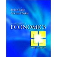 Foundations of Economics plus MyEconLab plus eBook 2-semester Student Access Kit