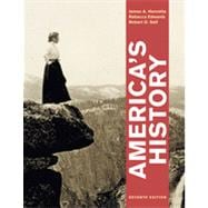 America's History, Combined Volume,9780312387891