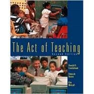 Act of Teaching,9780070007895