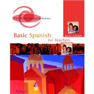 Spanish for Teachers,9780618567898