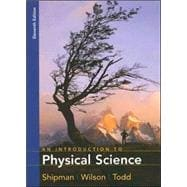 An Introduction to Physical Science,9780618697908