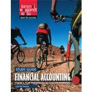 Financial Accounting: Tools for Business Decision Making, Study Guide , 6th Edition