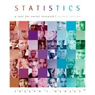 Statistics A Tool for Social Research