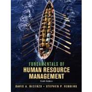 Fundamentals of Human Resource Management, 9th Edition,9780470007945