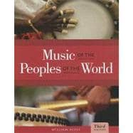 Music of the Peoples of the World,9781133307945