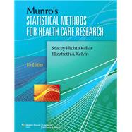 Munro's Statistical Methods for Health Care Research,9781451187946