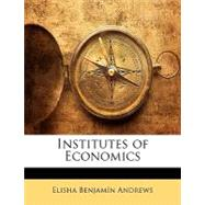Institutes of Economics, 9781148537948  