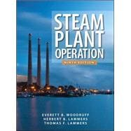 Steam Plant Operation 9th Edition, 9780071667968
