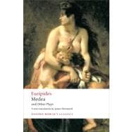 Medea and Other Plays, 9780199537969  