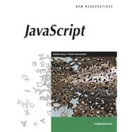 New Perspectives on JavaScript,9780619267971