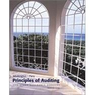 MP Principles of Auditing w/ Internal Control/What is Sarbanes Oxley/PW,9780073107981